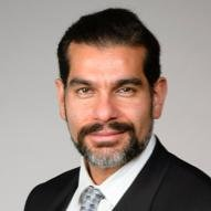 Panelist Dr. Shahin Farshchi
