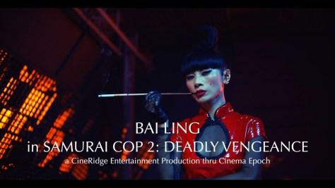 Still of actress Bai Ling