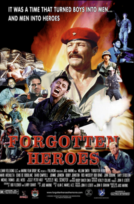 Poster for Forgotten Heroes