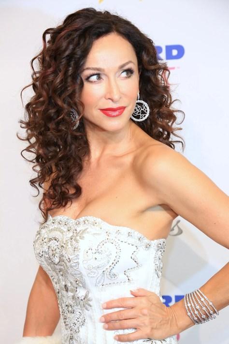Swiss-born Italian/Greek actress Sofia Milos. Photo courtesy BurrisAgency