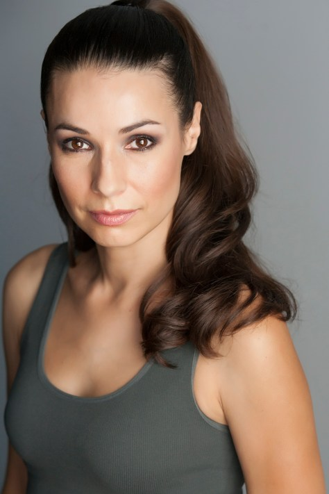 Actress and voice over artist Claire Dodin