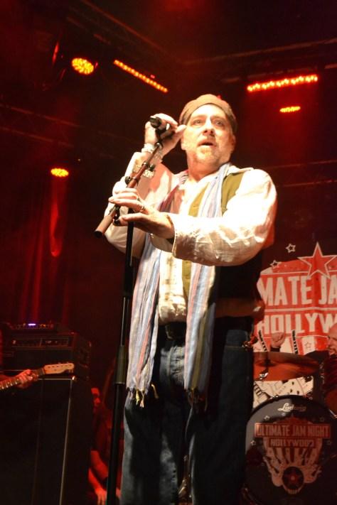 Leif Garrett singing Honky Tonk Woman at the Ultimate Jam