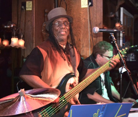Incredible blues at the Maui Sugar Mill Saloon