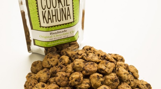 The Cookie Kahuna is Back and Baking Up a Storm