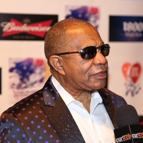 "Lenny Wiiliams from Tower of Power on the red carpet at the Heart for Music Foundation's Johnny ""Guitar"" Watson Tribute in downtown Los Angeles. Photos courtesy Dustin Brown at the Hollywood Press Corps"