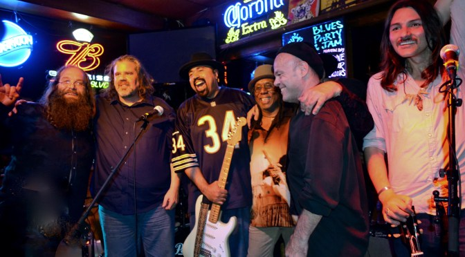 Epic Blues at the Maui Sugar Mill, presented by #1 Blues Promoter Cadillac Zack