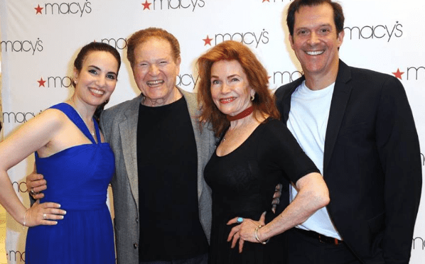 Celebrated Actor Ford Austin and Actress and Noted Blogger Vida Ghaffari Hosted the Exclusive IberJoya Jewelry Show in Conjunction With Macy's Topanga