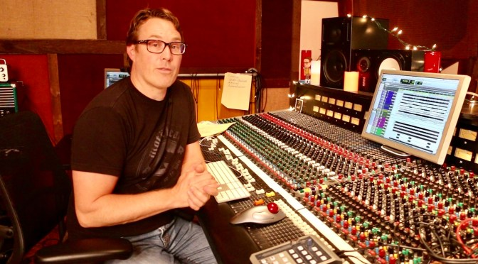 Motörhead producer Cameron Webb Releases New Video