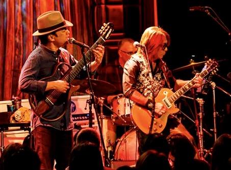 GRAMMY Award Winners Tak Matsumoto & Daniel Ho's New Album At JACCC's Aratani Theatre in Downtown Los Angeles
