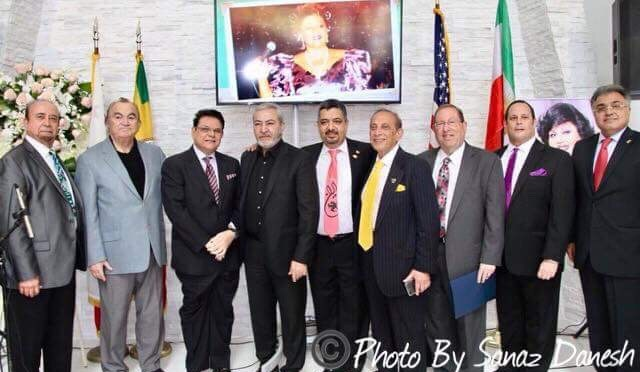 Celebration of Life: Haideh at Westwood Village Memorial Park & Mortuary