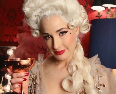 Dita Von Teese Celebrates her Birthday at the Private Residence of Jonas Tahlin, CEO of Absolut Elyx