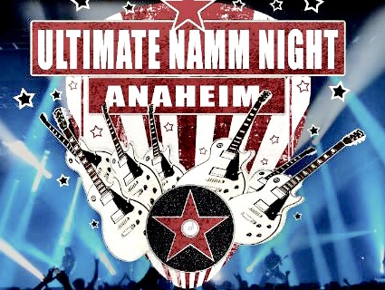 Ultimate Jam at NAMM ~ 2019 Presented by RCF
