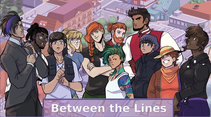 Fundraising for Between the Lines