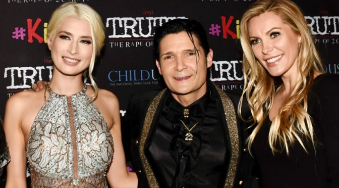 Corey Feldman's Controversial Documentary Premieres in West Hollywood