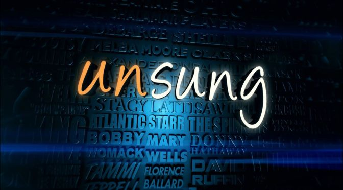 WATCH TV ONE'S ACCLAIMED SERIES UNSUNG  FOR A DANCE BREAK WITH SOUL MUSIC LEGEND BILLY PAUL THIS SUNDAY, MARCH 29 AT 10 P.M.