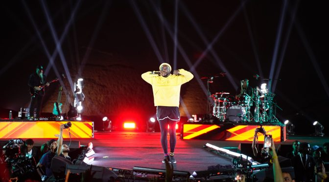 MULTI-GRAMMY AWARD-WINNING ARTISTS, THE BLACK EYED PEAS PERFORM ICONIC WHERE IS THE LOVE LIVESTREAM CONCERT LIVE FROM THE PYRAMIDS IN EGYPT VIA LIVENOW