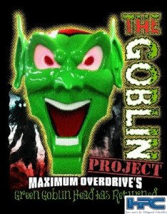 THE GOBLIN PROJECT 2013 TOUR SHIRT