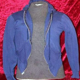 THE RECRUIT: Lisa's Shirt & Hooded Jacket