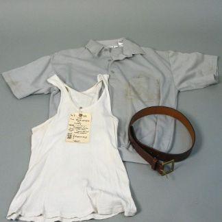HOOT: Curly (Tim Blake Nelson) Shirt , Top & Belt