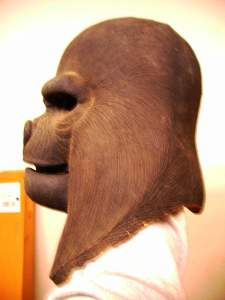 PLANET OF THE APES MASK!