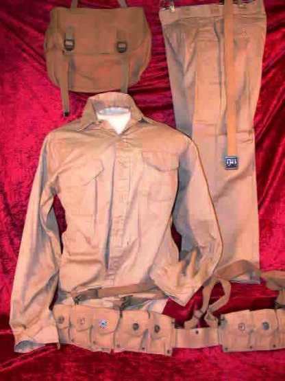 WE WERE SOLDIERS: French Uniform