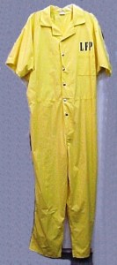 OUT OF SITE: Prison Coveralls