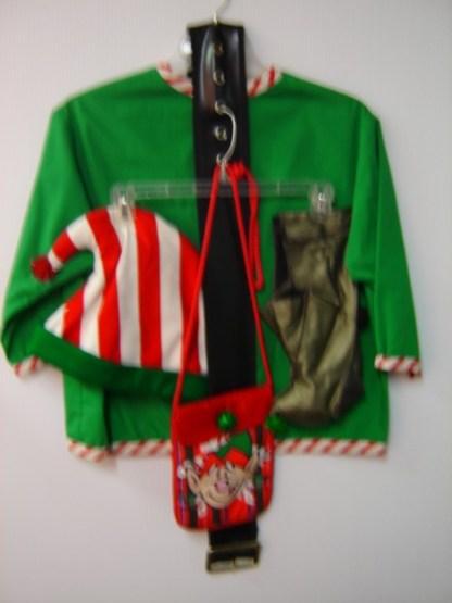 BAD SANTA: Cashier's Elf Costume