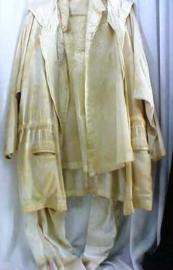 NASH BRIDGES: Angel's Outfit