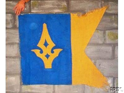XENA: Medieval Banner