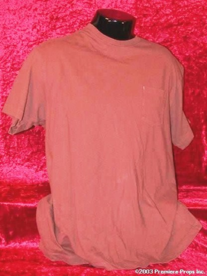 JEEPERS CREEPERS 2: Taggert's Brown T-Shirt