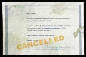 DISTURBIA: Kales (Shia Labeouf) X-Box Letter Prop