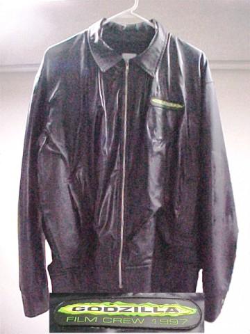 GODZILLA: Crew Jacket