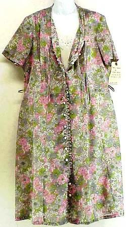 DEUCES WILD: Esther's Dress & Slip