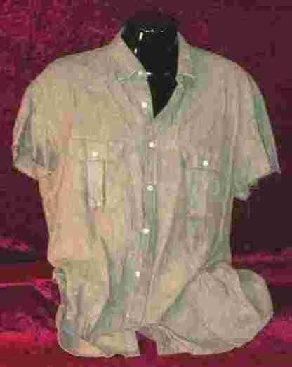 THE PUNISHER: Frank Castle's (Tom Janes) Shirt