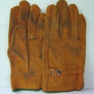 LORDS OF DOGTOWN: Skateboard Tan Work Gloves