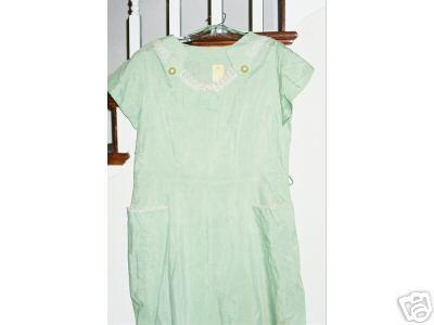 CAT IN THE HAT: GREEN DRESS WARDEOBE