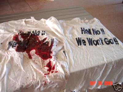A TIME TO KILL: FX Before & After T-Shirts