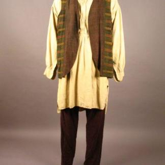 AROUND THE WORLD IN 80 DAYS: Phileas Fogg Wardrobe