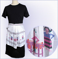MONSTER IN LAW: Remy's Waiter Outfit With Apron