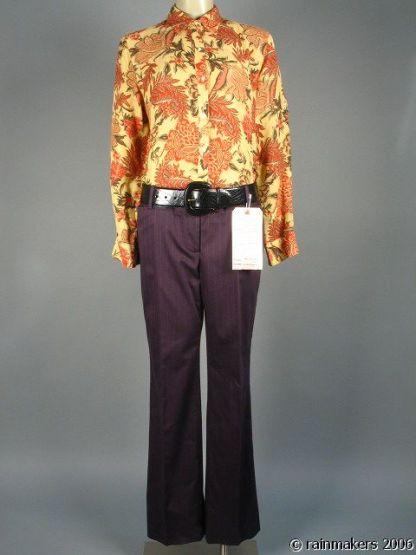 HOOT: Dr. Gonzalez's Shirt, Belt & Pants