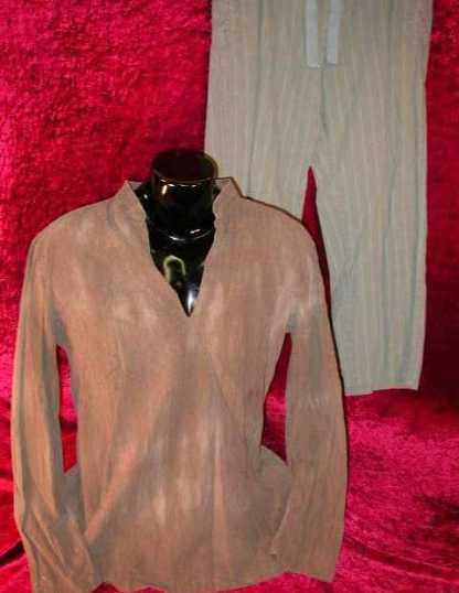 THE CHRONICLES OF RIDDICK: Helion Man's Wardrobe