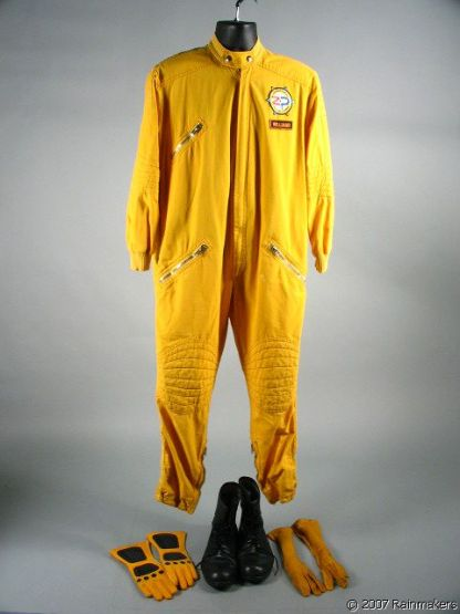ZOOM: Tuckers (Spencer Breslin) Complete Flightsuit Outfit