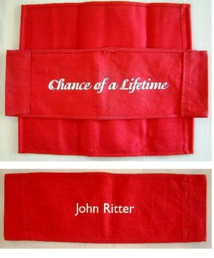 CHANCE OF A LIFETIME: John Ritter's Chair Back