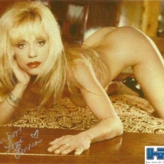 Signed Linnea Quigley Photo 2