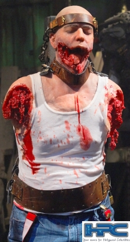 SAW 3D: DAN'S BLOODY BODY PART