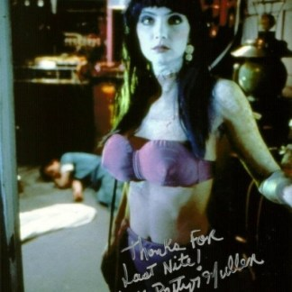 Patty Mullen signed Frankenhooker Pcture 2