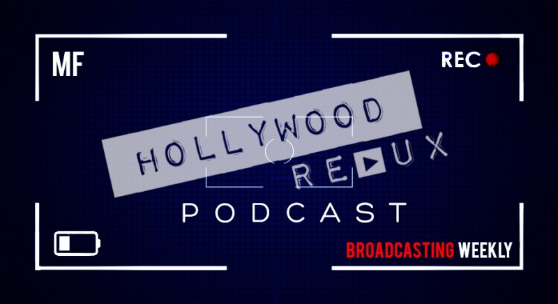 The Hollywood Redux Podcast header