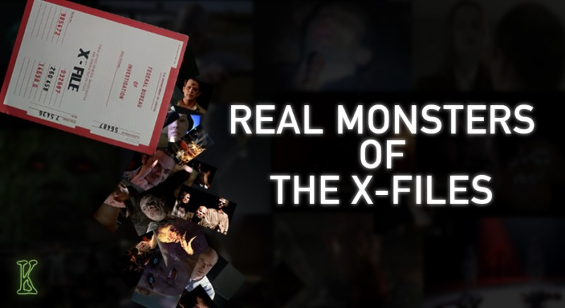 The X Files Real Monsters