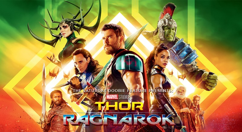 Thor: Ragnarok (2017) Chris Hemsworth | The Saturday Doobie Feature | Movies and Marijuana