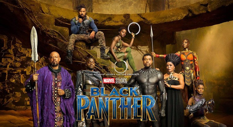 Black Panther (2018) Chadwick Boseman | The Saturday Doobie Feature Episode 218 | Movies and Marijuana